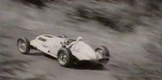 Germany's Pre-War Hot Rodding: The Mercedes W125
