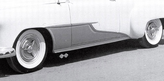 The Five Finest Wheel Covers of the 50s