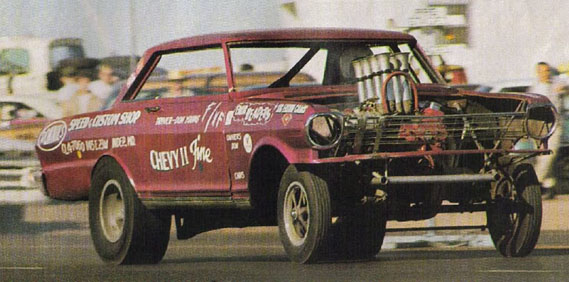 Before Funny Cars, there was Match Bash