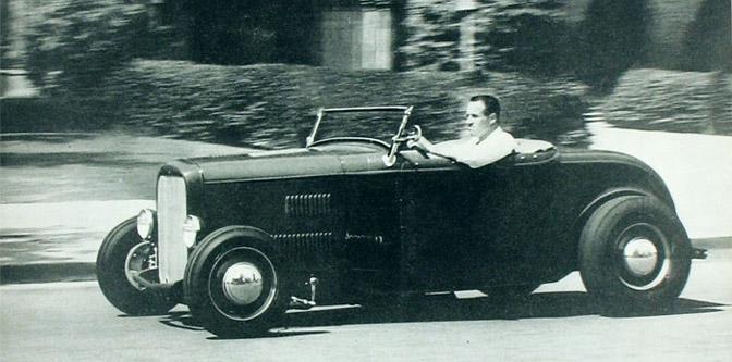 Icon: The Bob McGee '32 Roadster