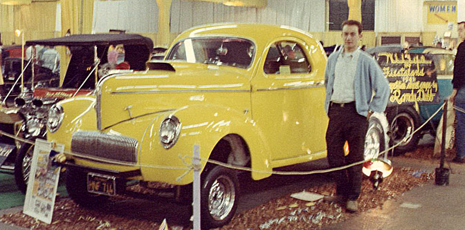 The Yellow Willys