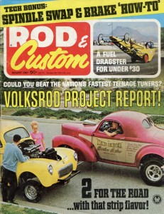 Rod & Custom, August 1967