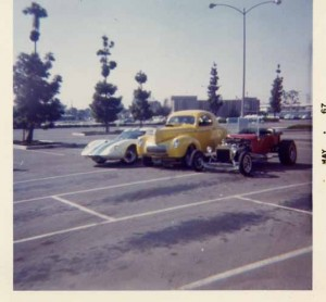 Whittier, May '67