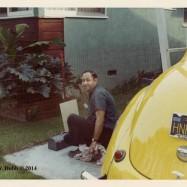 Randy's Dad, Ron, 1967