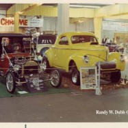 Willys and The Critter, '69