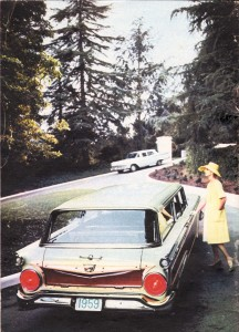 1959- Ford Station Wagon Living-30