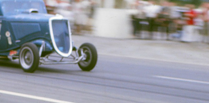 Sighting your first Hot Rod