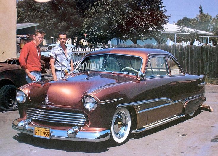 Top 5 Barris Kustoms Of The Late 50s The Jalopy Journal