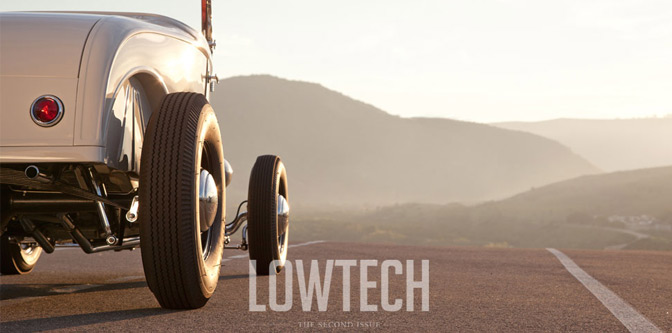 LOWTECH: Issue #2