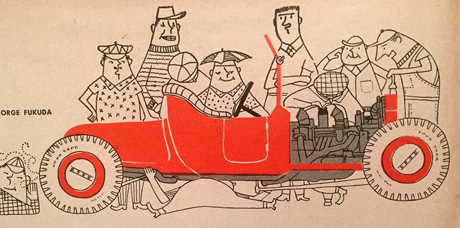 The Roadsters Return…