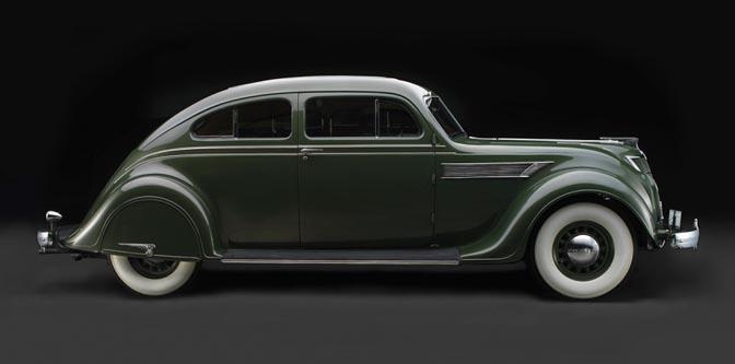 Rolling Sculpture = Art Deco Cars