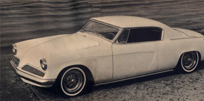 Jim Lynch's 1953 Studebaker