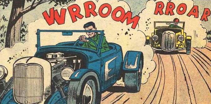 Hot Rods are Dangerous. And that's OK.