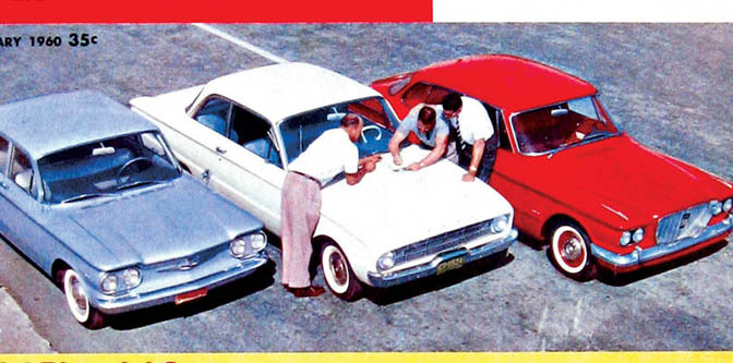 Battle of the Compact Customs: 1961
