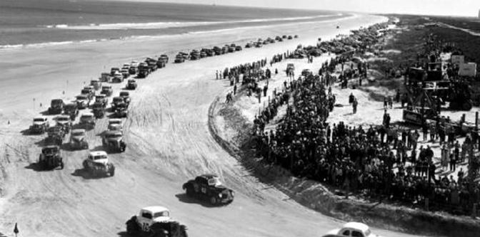 The Daytona 500 Is Decadent & Depraved