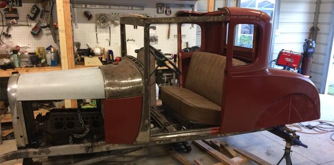 Aaron's AV8 Coupe Project