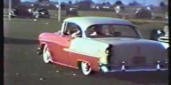 The Coachman Show '55
