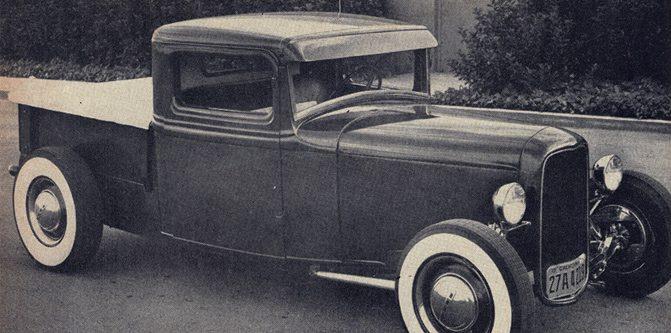Jay Everett's '34 Pickup