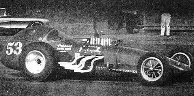 Sexiest Dragster of the 50s?