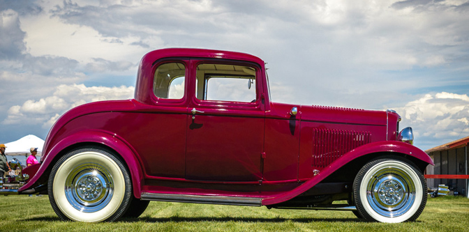 Johnny's '32 Coupe