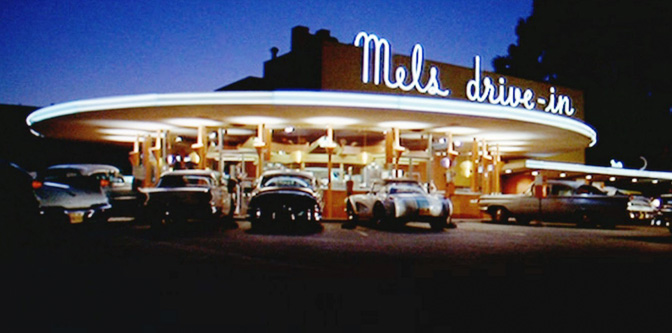 Making American Graffiti