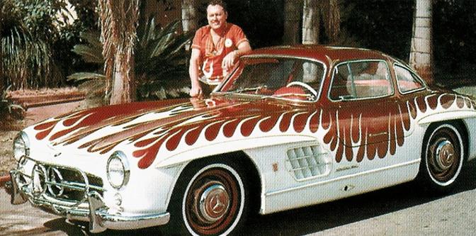 The Earl Bruce 300 SL