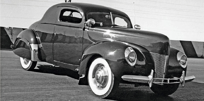 The Earl Bruce Armored Car
