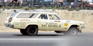 Bad Banana IV: Drag Racing the Family Wagon