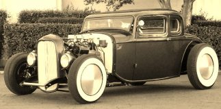 The Classified Coupe