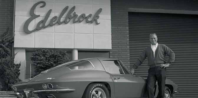 Titan of Speed Parts: Vic Edelbrock Junior