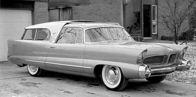 Plymouth Plainsman Wagon: Weird and Rare