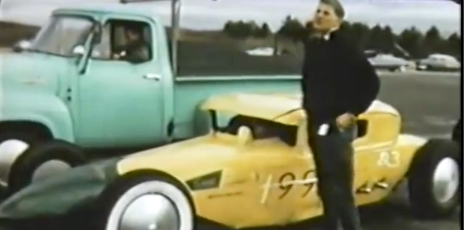 The Maine Drag- More Late 50s Race Footage!