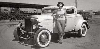 Hot Rod Pics from Cyberspace