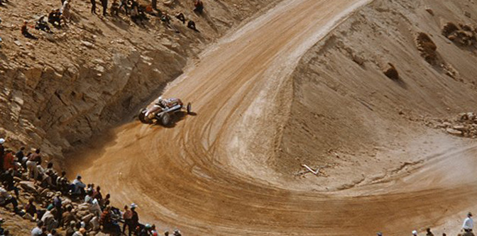 Pikes Peak: No Margin for Error