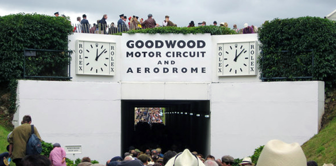 Back from the Goodwood Revival