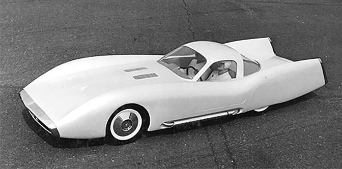 The 1956 Ford Thunderbird Mexico