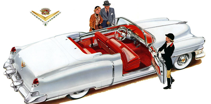 1953: General Motors Halcyon Days…