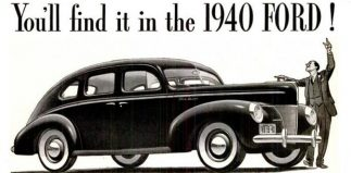 Why the '40 Ford?