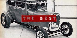 The Best Model A Drag Sedan Ever Built