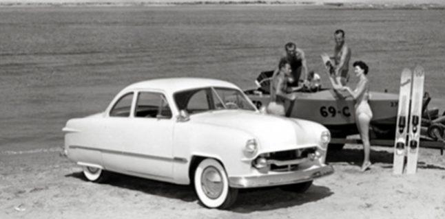 The Don Ferrara '49 Ford