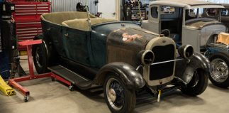 A '29 Touring Update