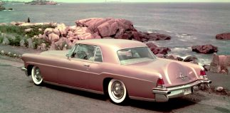 The Continental Mark II Introduction