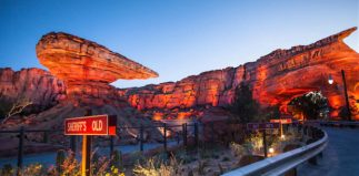 The Hot Rod Songs of Cars Land…