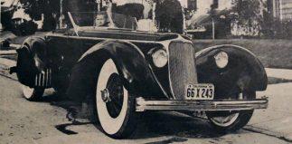 The 1947 Krueger 16 Roadster