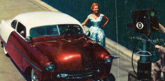 Bob Dofflow's '49 Ford