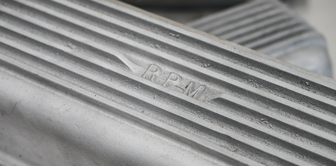 RPM Valve Covers