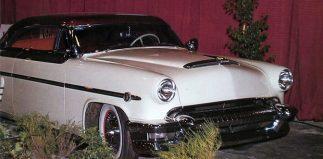 Dick Jackson's 1954 Mercury