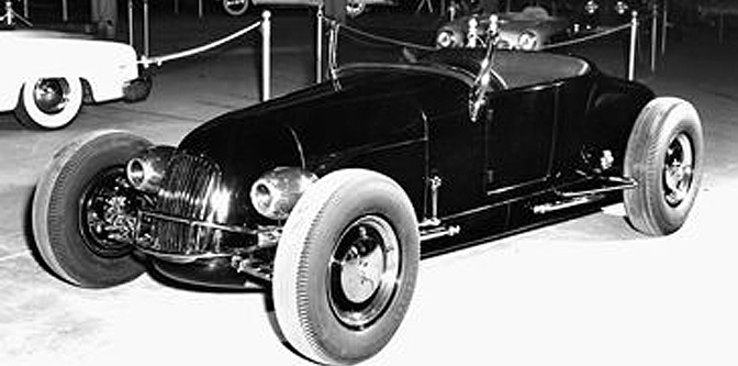 The Frank Mack Roadster: Preserved Perfection