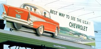 Vintage Billboards…