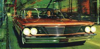 The Best Custom Material… 1960 Models.